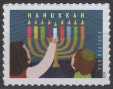 USA Sc. NEW (55c) Hanukkah 2020 MNH