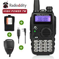 US Radioddity GA-5S Dual Band V/UHF Tri-Power Long Range Two way Radio > BF-F8HP