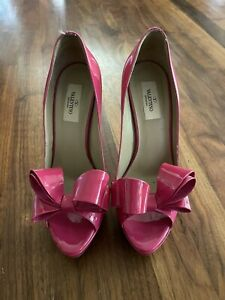 valentino shoes 38.5