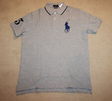 New Polo Ralph Lauren Big Pony Custom Fit Shirt S M L XL XXL