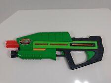 ultra rare Buzz Bee Toys Plasma Blaster w lights & sounds resembles Halo assault