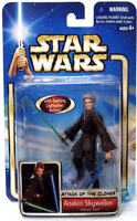 STAR WARS attack of the Clones Anakin Skywalker Action Figure Collection1