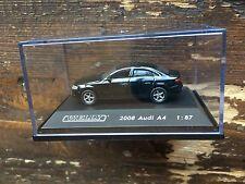 Welly 1:87 HO 2008 Audi A4 (black)