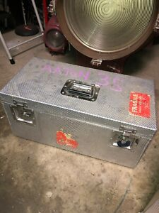 AATON 35mm cinema camera factory Euro Rigidised shipping case. RARE. Xcellent