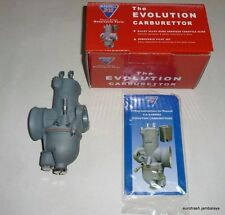 Amal Premier Carburetor 932 COPY BY WASSELL UK--Jetted for BSA 500 B50MX '71-'73