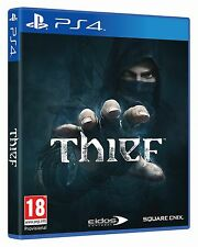 Thief For PAL PS4 (New & Sealed)