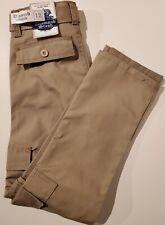 NWT Diamond Stash Boys Mens Cargo Pants Size 12 Belted