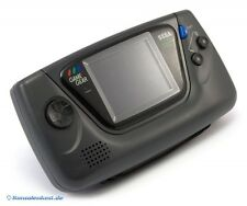 Game Gear Console with new Capacitors for Sound und Picture (without Accessories