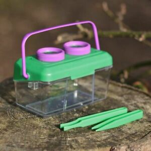 Bugnoculars - look at insects and water creatures through the magnifying lenses
