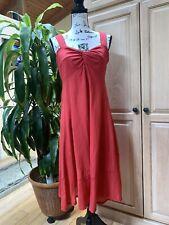 Red Luna Luz Dress Size L