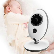"Motorola MBP36S Remote Wireless Video Baby Monitor 2.4"" Full Color LCD W/ Camera"