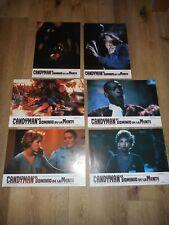 CANDYMAN - ORIGINAL SET OF 12 SPANISH LOBBY CARDS - 1993 - CLIVE BARKER