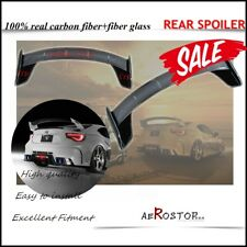 CARBON WITH FRP TOMMYKAIRA ROWEN STYLE REAR SPOILER WING FOR FT86 GT86 FRS BRZ