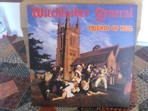Witchfinder General - Friends Of Hell - Lp