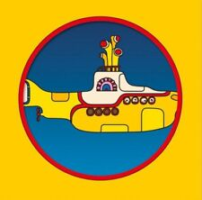 "The Beatles Yellow Submarine Ltd Edition 7"" Picture Disc Vinyl 2018"