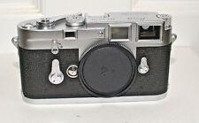 Leica M3 Dual Stroke Self Timer big M3 ELC #886 782 works great No Reserve