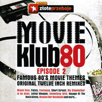 Various - Movie Klub80 Episode 2 POP REMIXES & EXTENDED VERSIONS