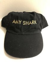 Any Shark Cap Hat SnapBack Love Monster Music Concert Festival CD Black Record