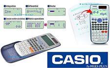 CASIO FX-991ES FX991ES PLUS Advanced Scientific Calculator -for A-Level & Gcse's