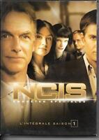 COFFRET 6 DVD ZONE 2--SERIE TV--NCIS--INTEGRALE SAISON 1