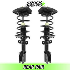 Rear Pair Complete Strut & Coil Spring Assemblies for 2004-2013 Chevrolet Impala