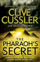 The Pharaoh's Secret (The NUMA Files) By Clive Cussler, Graham Brown