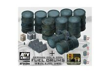 AFV Club AF35266 1/35 German 20L and 200L Fuel Drums