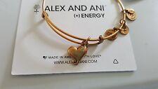 NWT Alex and Ani Cupid's Heart EWB Single RG