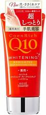 ☀KOSE Q10 Coenrich Medicinal Skin Whitening Hand Cream Deep Moisture 80g