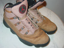 "2010 Nike Air Jordan 6 Rings ""Winterized"" Rocky Tan Shoes! Size 11 Sold As Is!"