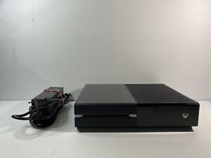 Microsoft 1540 Xbox One 500 GB Console Only - Black + Power Cord
