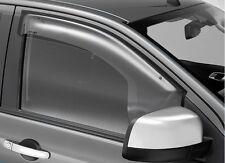 MAZDA BT50 SC WEATHERSHIELD RH & LH combo STD New Genuine 2011-2015 accessories
