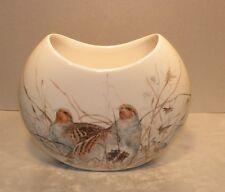 NEW  Vase Demi Lune Sologne Pattern  From GIEN