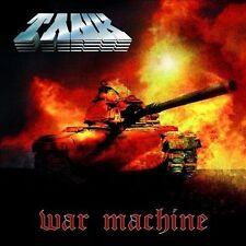 War Machine by Tank (Heavy Metal) (CD, Oct-2010, Metal Mind Productions)