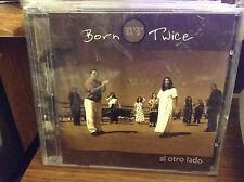 Al otro lado - Born Twice - CD