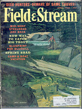 4/1966 Field and Stream Magazine
