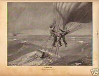 1912 Hot Air Ballooning - In Trouble like the Titanic