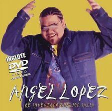 New: Lopez, Angel: Re-Inventado: Edicion Salsa  Audio CD