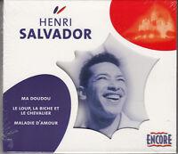 SALVADOR Henri CD Encore - EUROPE