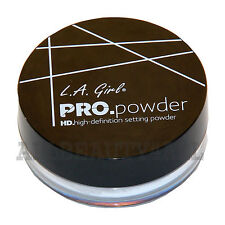 *3PK Set* LA Girl PRO HD High-Definition Translucent Setting Powder Clear Color