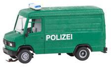 Faller 161632 HO car system MB T2 Vario policía (Herpa) # NUEVO EN EMB. orig.
