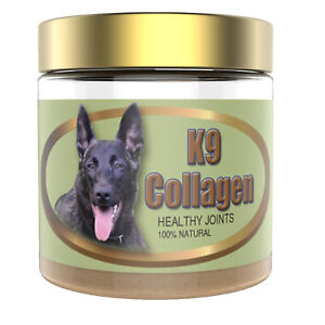 Bones and Joint Support, Mobility, K9 Collagen Powder for Dogs - 1 MTH