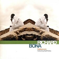 Richard Bona / Kalabancoro Featuring Salif Keita CD Single Le Rejet Et L'Oubli
