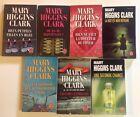 9 LIVRES Mary Higgins Clark Seconde chance Affaire Cendrillon Roman policier