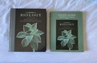Campbell Biology 9th Edition Hardcover And Study Guide!
