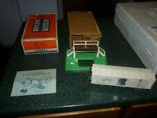 Vintage Postwar Lionel 3472 Operating Milk Car w/Original Box (metal doors)