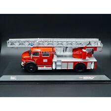 1 43 IXO Mercedes L1113 Aerial Ladder Feuerwehr Kaufbeuren