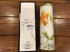 New listing Lenox- 16oz. Travel Tumbler - Spring Watercolors Daffodil - New