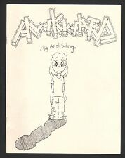 Awkward Graphic Novel by Ariel Schrag Paperback Slave Labor Graphics 1999 NM