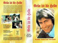(VHS) Grün ist die Heide - Roy Black, Monika Lundi, Peter Millowitsch, J.Speidel